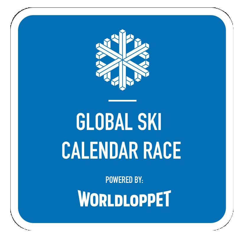 World Loppet Calendar Logo